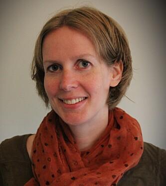 KOSTHOLD OG TRENING: Kristin Holvik sier kosthold og trening kan hjelpe skjelettet ditt gjennom hele livet. Foto: Privat.