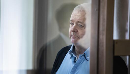 Aktor: Frode Berg tatt på fersken med hemmelig informasjon om atomubåter