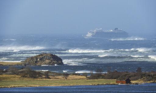image: Viking Cruises gir én million kroner til Redningsselskapet, Røde Kors og Norsk Folkehjelp