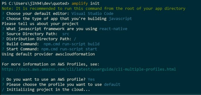 Making a mobile app with React Native and AWS Amplify - Kode24