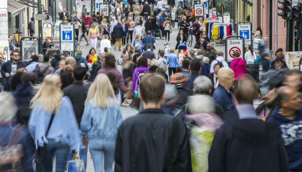 Borgerlønnsforkjempere vil gi 240.000 i årslønn til alle. Foto: Vidar Ruud / NTB scanpix