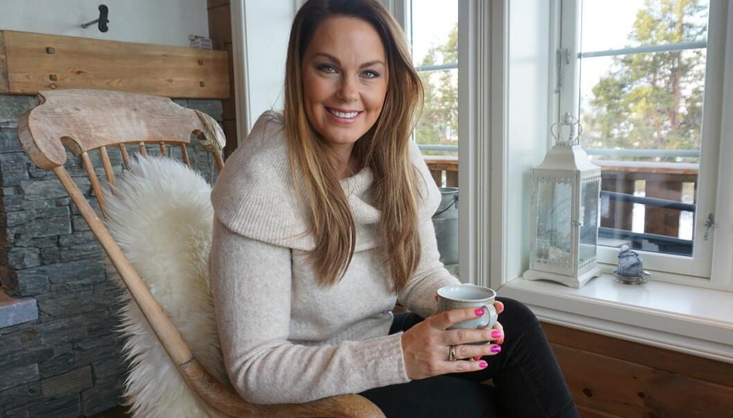 Trebarnsmor Anine reiser på ferie helt alene: - Sunt for familien