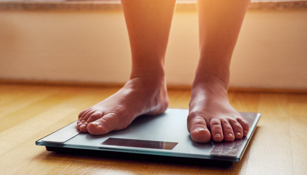 NÅR VEKTA STÅR STILLE: Har du fulgt all verdens slankeråd mens vekta likevel står på stedet hvil? I artikkelen under får du noen gode råd. Foto: NTB Scanpix.