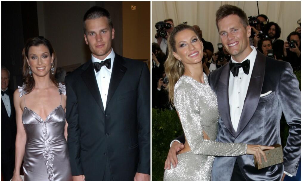 <strong>SÅRBAR TID:</strong> Bridget Moynahan var gravid da det ble slutt med Tom Brady i 2006. Da hun fødte deres felles sønn hadde han allerede funnet lykken med supermodellen Gisele Bündchen. Foto: NTB Scanpix