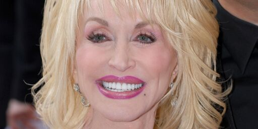 image: Dolly Parton som «filosofisk forbilde»