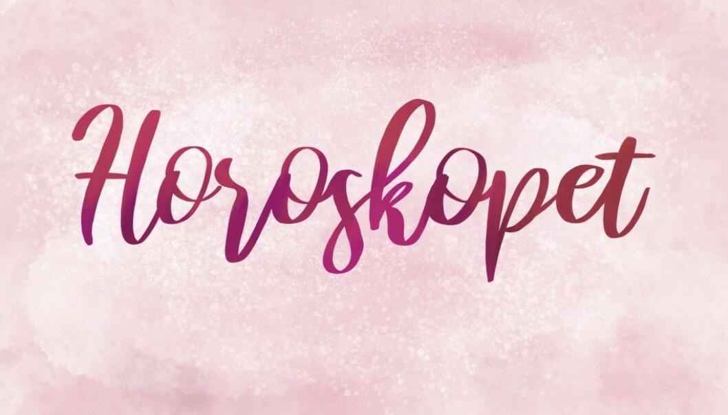 <strong>HOROSKOP:</strong> Horoskopet gjelder for uke 15. ILLUSTRASJON: Kine Yvonne Kjær