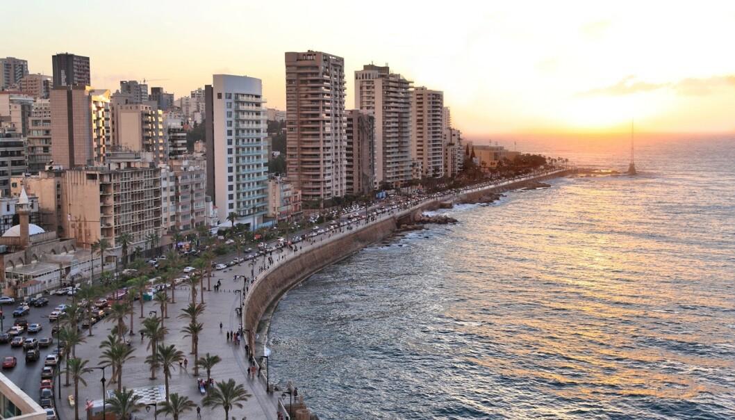 MIDTØSTENS PARIS: Dropp Palma de Mallorca og sett heller kursen mot Beirut, er rådet fra reiseekspert Gunnar Garfors. FOTO: NTB Scanpix