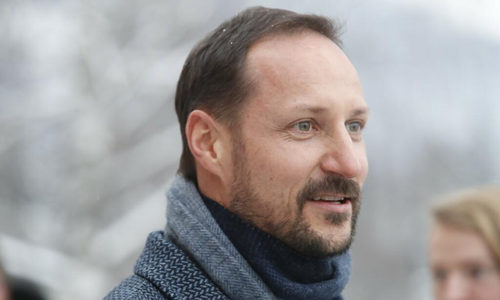 Kronprins Haakon besøker klimatruede stillehavsøyer. Foto: Terje Bendiksby / NTB scanpix