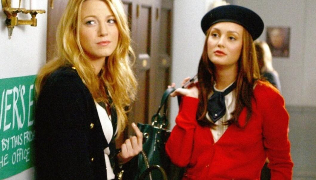 GJENNOMBRUDDET: Både Blake Lively (t. v.) og Leighton Meester fikk sitt store gjennombrudd i «Gossip Girl». FOTO: The CW