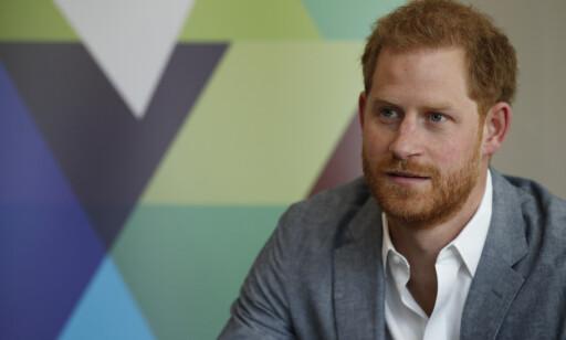 ADVARER: Prins Harry synes ikke dataspillet Fortnite bidrar med noe positivt. Foto: NTB Scanpix