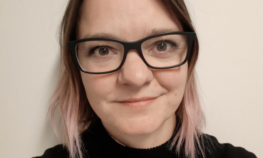 HELSESYKEPLEIER: Camilla Rørtveit mener det kan bli et problem når russeknuter kombineres med sex og alkohol.