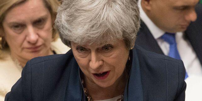 image: May ber EU om brexit-utsettelse til juni
