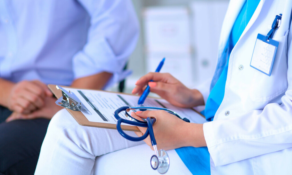 HVA ER ÅRSAKEN? Et besøk hos lege kan være nok for å kartlegge årsak, og få resept på potenspiller, eller annen behandling. Foto: NTB Scanpix/Shutterstock