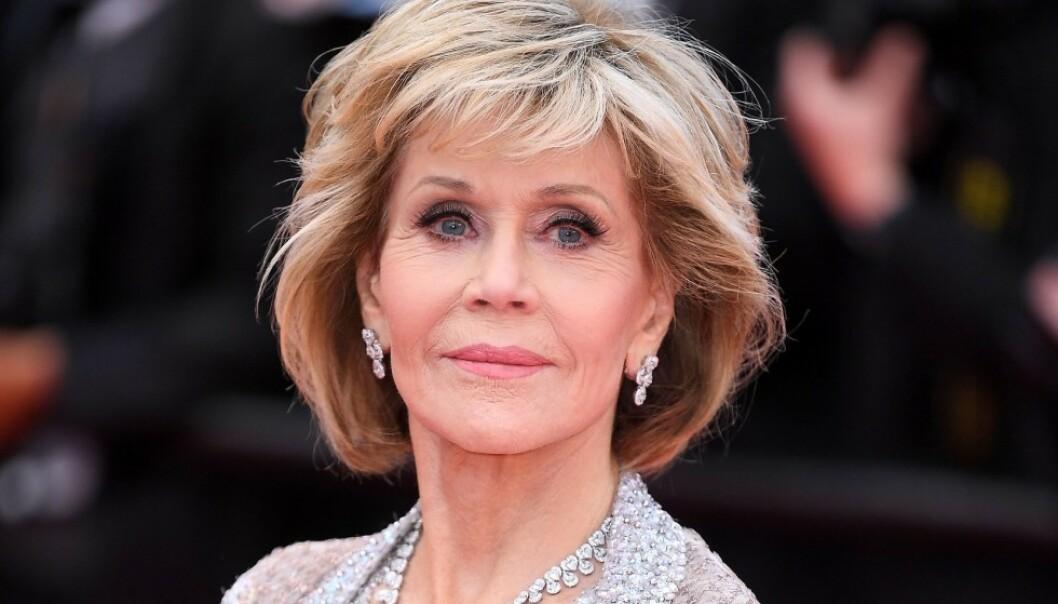 <strong>HATT MYE KREFT:</strong> Skuespillerstjernen Jane Fonda liker å holde privatlivet sitt for seg selv, men i et nytt intervju med britiske Vogue gjør hun et unntak og forteller åpenhjertig om helsetilstanden sin. Foto: NTB scanpix