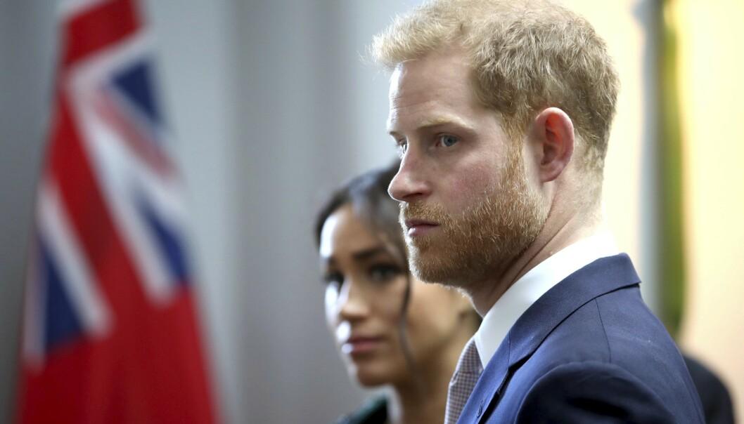 Prins Harry mener Fortnite bør forbys. Chris Jackson/Pool Photo via AP)