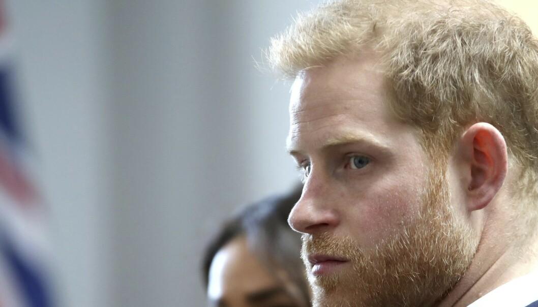 Prins Harry mener Fortnite bør forbys