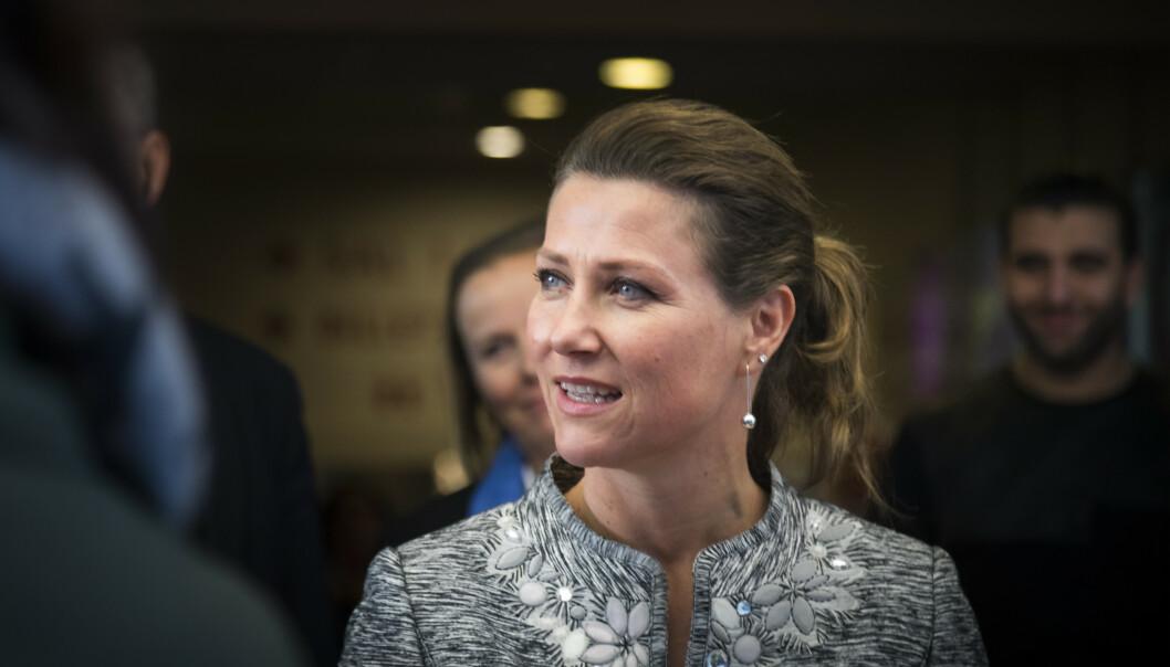 Prinsesse Märtha Louises sjaman-samtale får 18-årsgrense