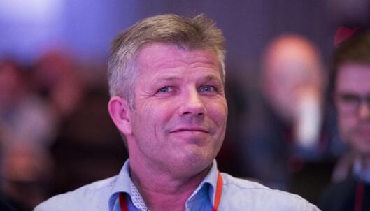 Bjørnar Skjæran valgt til ny nestleder i Ap