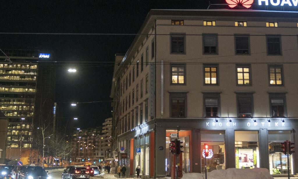 image: Barn ranet på Majorstuen i Oslo