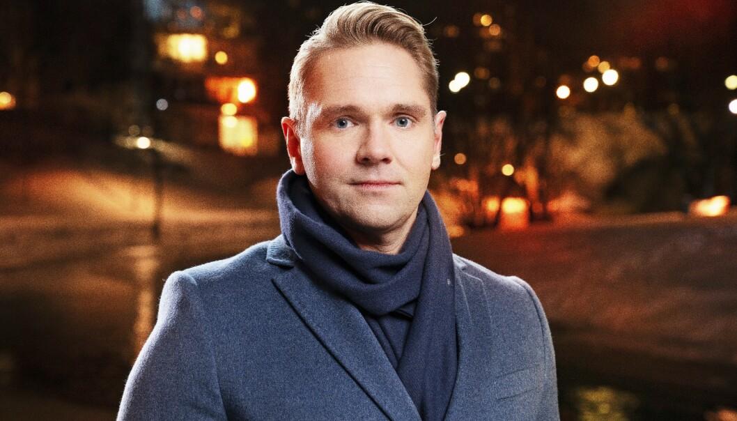 TØFFE OPPLEVELSER: Jens Christian Nørve har opplevd både ran på åpen gate og ID-tyveri. Det er erfaringer han helst skulle vært foruten. Foto: TV 2