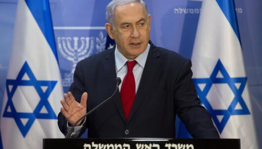 Israel «er ikke en stat for alle, men bare for jøder», proklamerte statsminister Benjamin Netanyahu nylig. Foto: AP / NTB scanpix