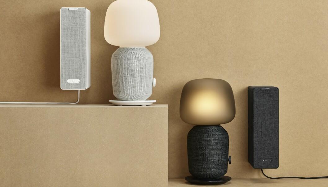 Ikea klare med Sonos-høyttalere