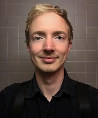Frontend-utvikler Eirik Backer i NRK applauderer innebygget lazy loading i Chrome. 📸: Privat