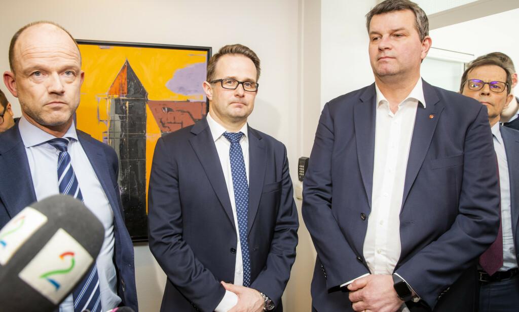 DNB forventer sterk økning i lønnsveksten. Foto: Larsen, Håkon Mosvold / NTB scanpix