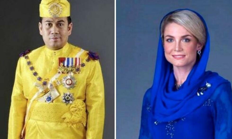 MYSTISK: Denne helga ble det kjent at svenske Sofie Louise Johansson skal gifte seg inn i det malaysiske kongehuset. Det er fortsatt lite informasjon om henne der ute, men svenske medier har nå gravd opp det de har klart å finne om henne. Foto: Kelantan Palace
