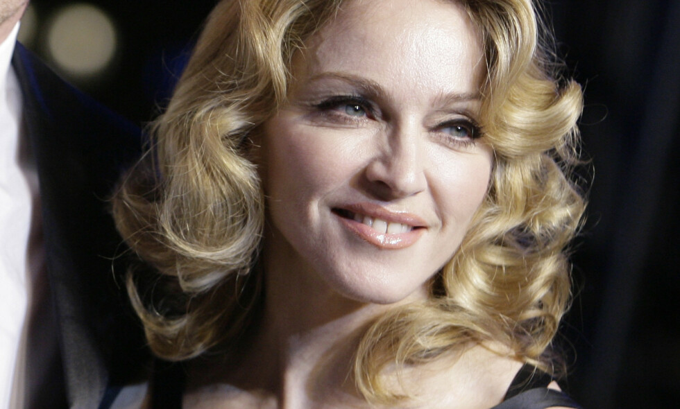 KLAR: Madonna skal opptre under årets Eurovision-finale. Foto: NTB scanpix
