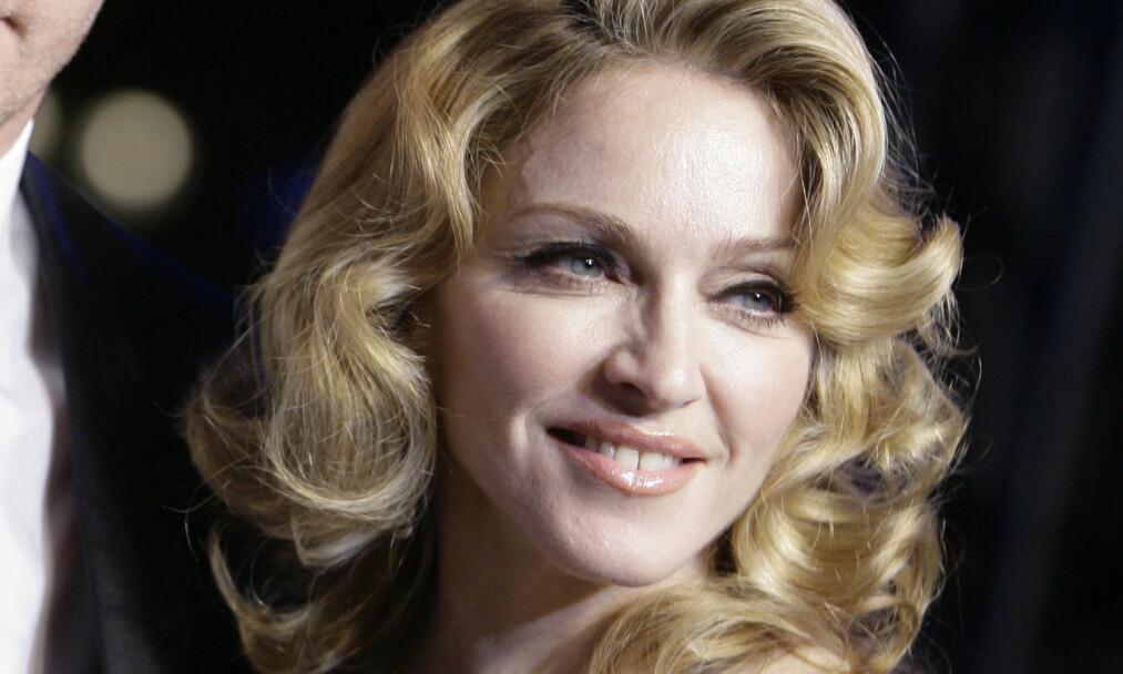 <strong>KLAR:</strong> Madonna skal opptre under årets Eurovision-finale. Foto: NTB scanpix