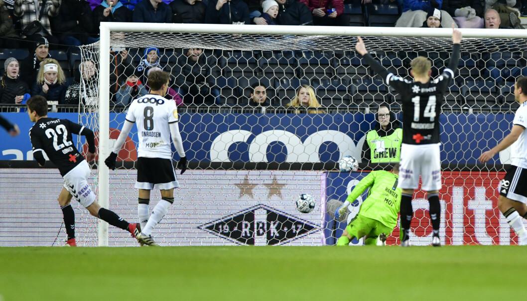 Slakter Horneland-fotballen etter nytt poengtap av RBK