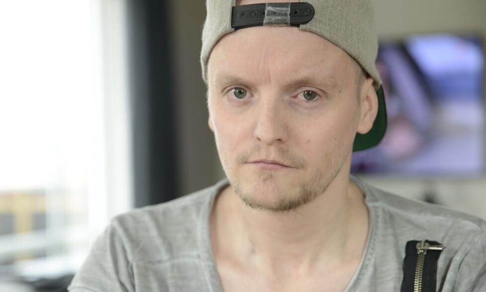RAMMET: Ole Petter Holthe-Berg fikk beskjeden han fryktet i februar. Foto: Katrine Silseth Naas/Opdalingen