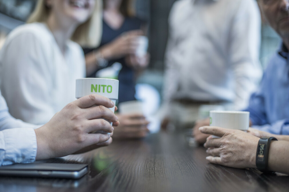 NITO og Tekna er de to fagorganisasjonene hvor de fleste utviklerne i vår undersøkelse er medlem. 📸: Tom Haga / NITO