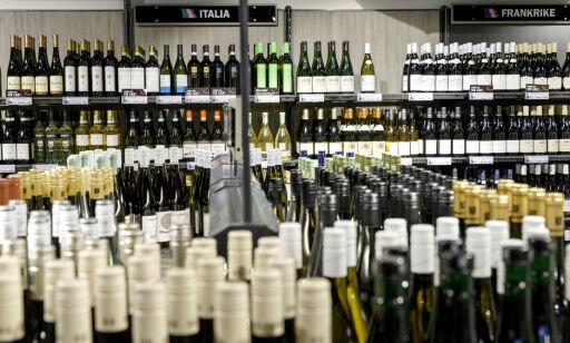image: Vin- og ølgsalg i påsken