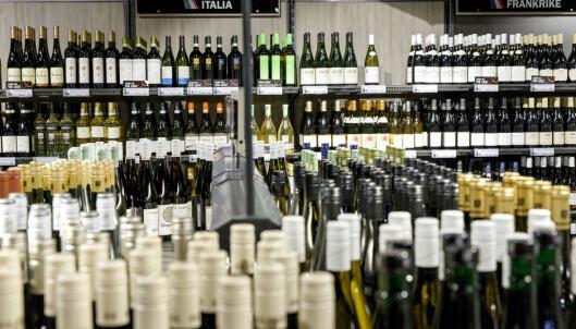 Vin- og ølgsalg i påsken