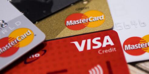 Reklame for kredittkort - mange bryter loven