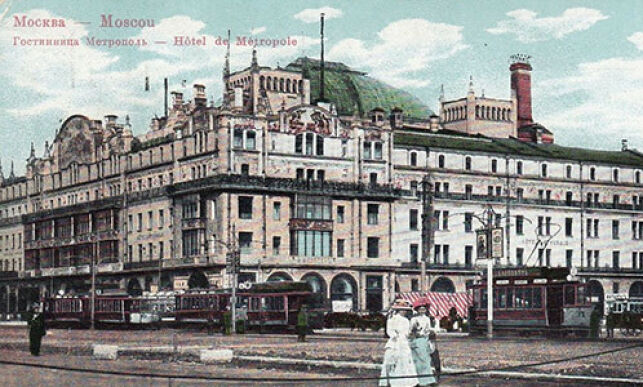 image: Like medrivende som «Grand Budapest Hotel»