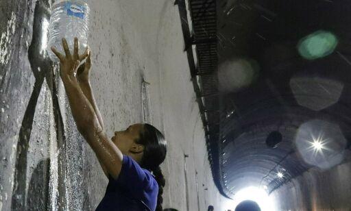 image: Store deler av Venezuela mørklagt