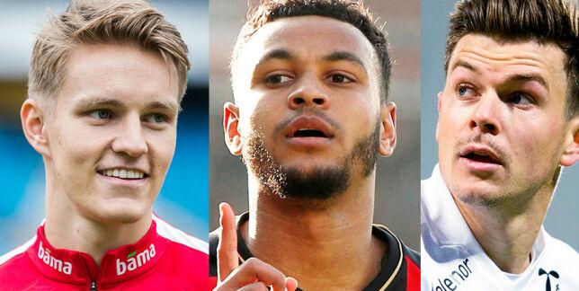 image: Norges 50 beste fotballspillere