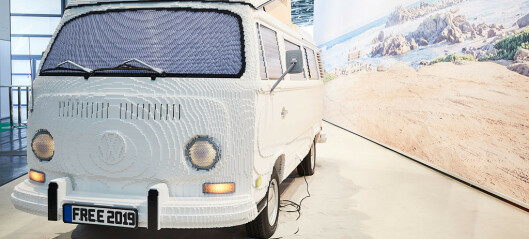 Over 400.000 klosser på verdens største VW-buss