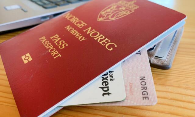 oslo politi pass