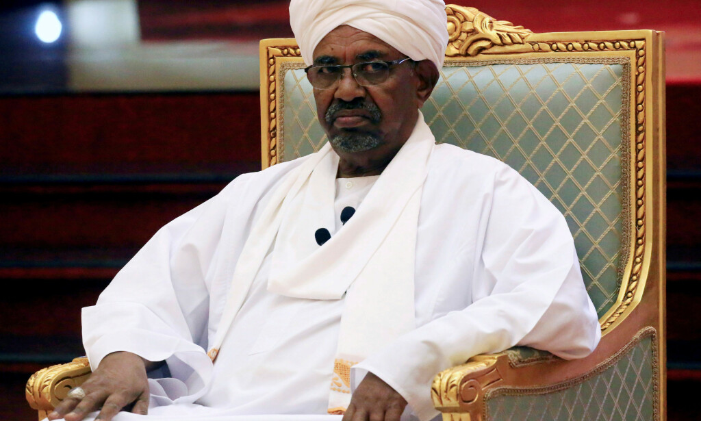 President Omar al-Bashir. Foto: Reuters.