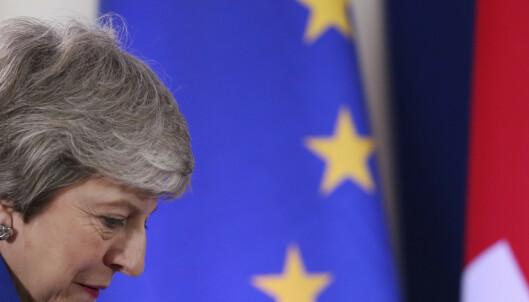 Ekspert: Brexit like usikkert etter utsettelsen