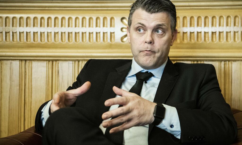 image: Justisministeren vurderer endringer i politireformen