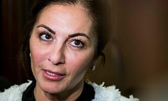 - SJOKK: Elisabeth Massi Fritz, den svenske kvinnens advokat, sier hun er i sjokk. Foto: AFP / NTB Scanpix