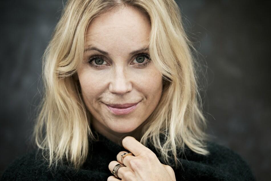 I NORSK TV-SERIE: I 2021 får vi se skuespiller Sofia Helin i rollen som kronprinsesse Märtha i NRK-serien «Atlantic Crossing». Vi møtte henne under innspillingen i Praha vinteren 2019. Dette bildet er fra en tidligere anledning. FOTO: Carsten Seidel