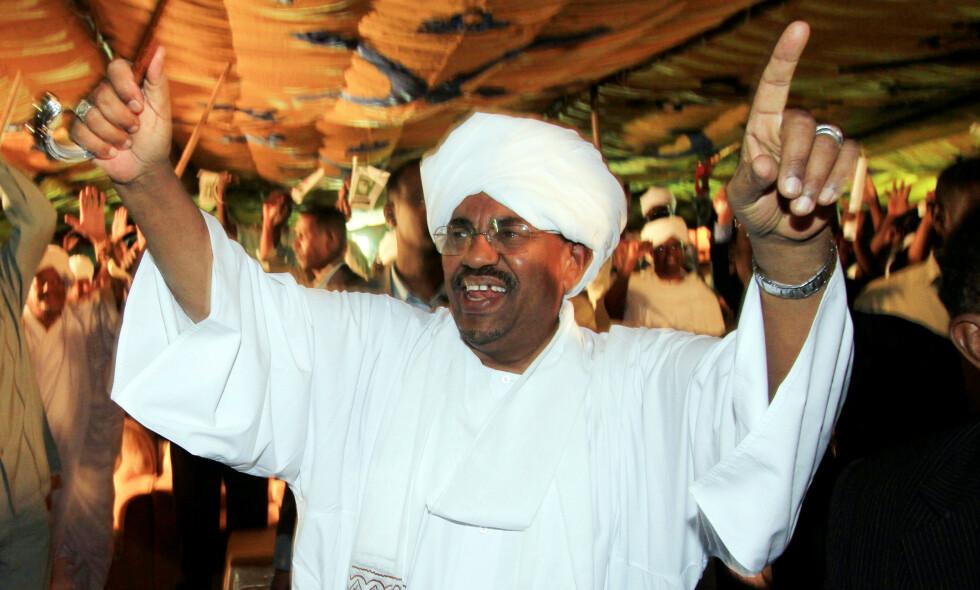 KUPP: I 30 år har president Omar al-Bashir styrt Sudan. Nå er hans diktatur historie. Foto: Reuters
