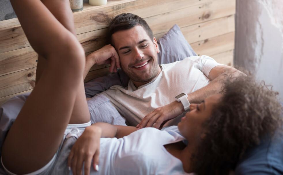 TILBAKE MED EKSEN? Mange får et «nytt» og bedre forhold etter en pause, men én ting er viktig for å få det til å fungere. FOTO: NTB Scanpix