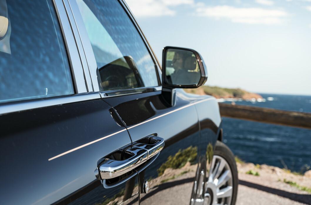 UTSØKT Linjene til Rolls-Royce Phantom. Foto: Jamieson Pothecary